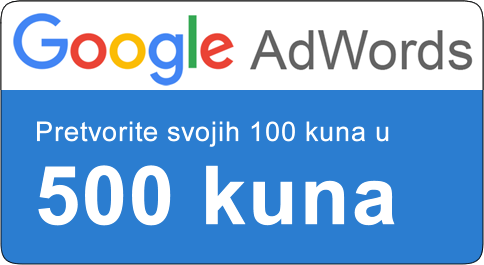 AdWords bon 500