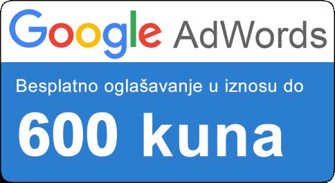 AdWords bon 600